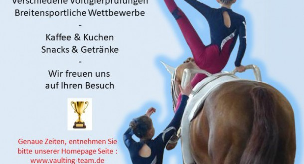WBO Voltigier Turnier (Intern)